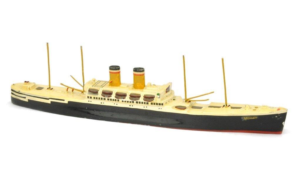 Passagierschiff Hansa
