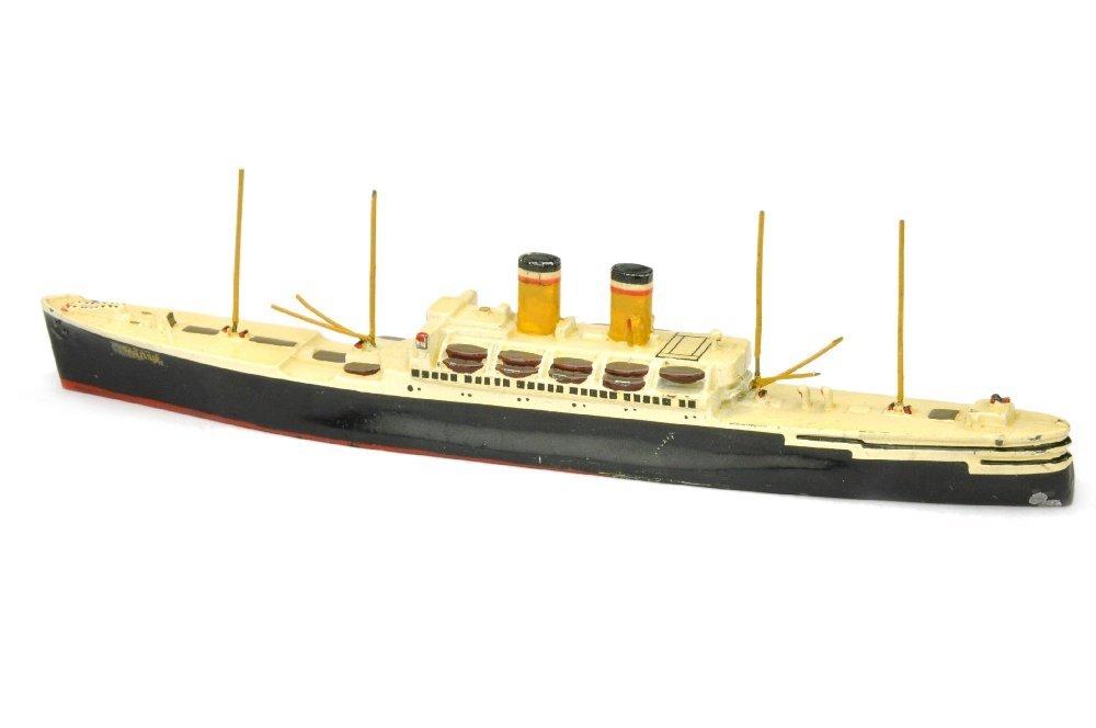 Passagierschiff Hansa - 2