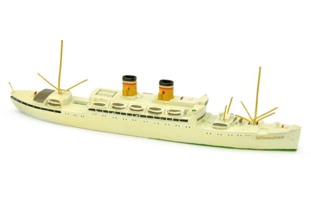 Passagierschiff Milwaukee