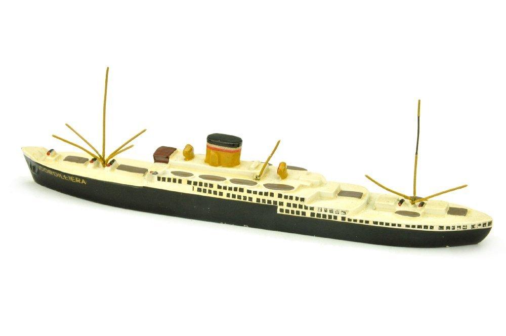 Passagierschiff Cordilliera - 2