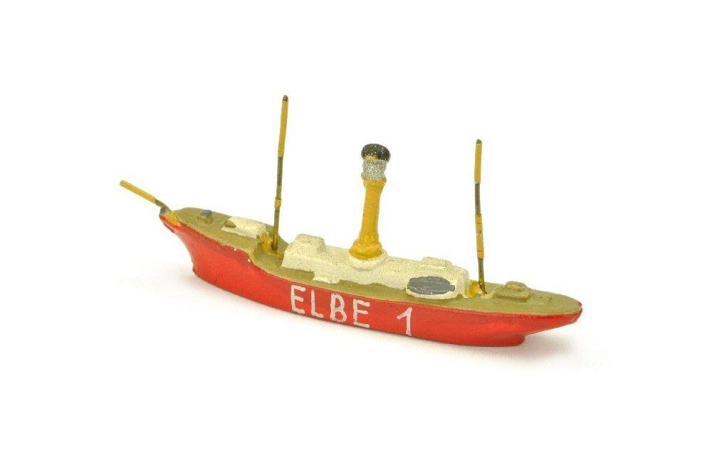 Feuerschiff (Typ 2) Elbe 1 - 2