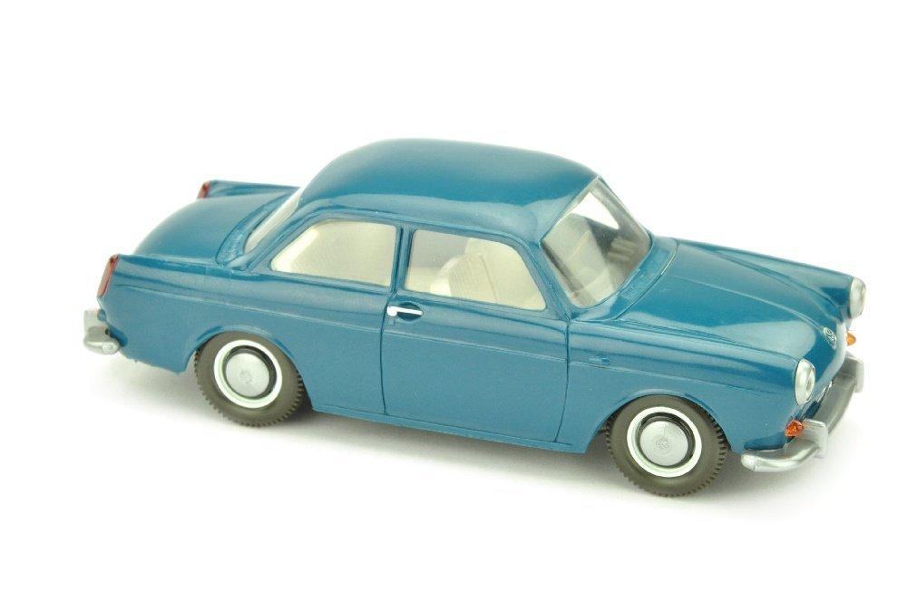 VW 1500 Stufenheck, d'-azurblau (2.Wahl)