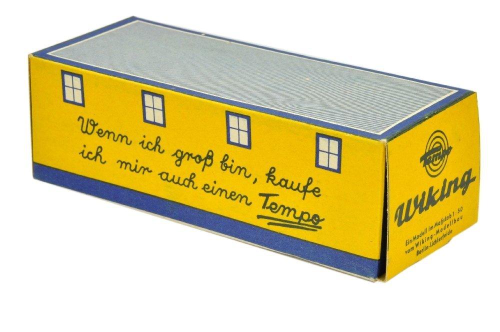 Tempo Wiking, himmelblau/orangerot (im Ork) - 2