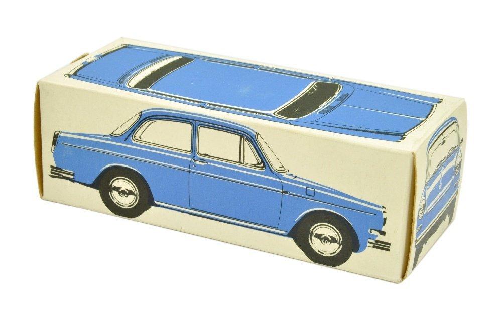 VW 1600 Stufenheck, hellblaugrau (im Ork) - 2
