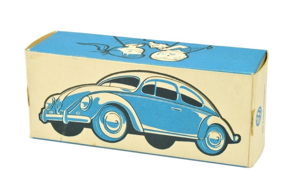 Leerkarton fuer VW Kaefer (Typ 2 oder 3)