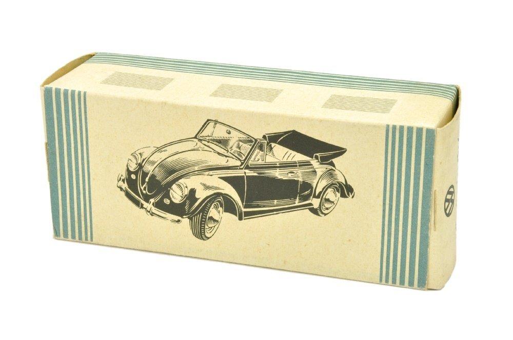 Leerkarton fuer VW Kaefer Cabrio (Typ 1)