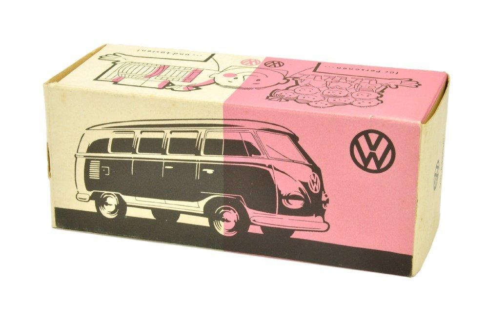 Leerkarton fuer VW Bus (Typ 2 oder 3)