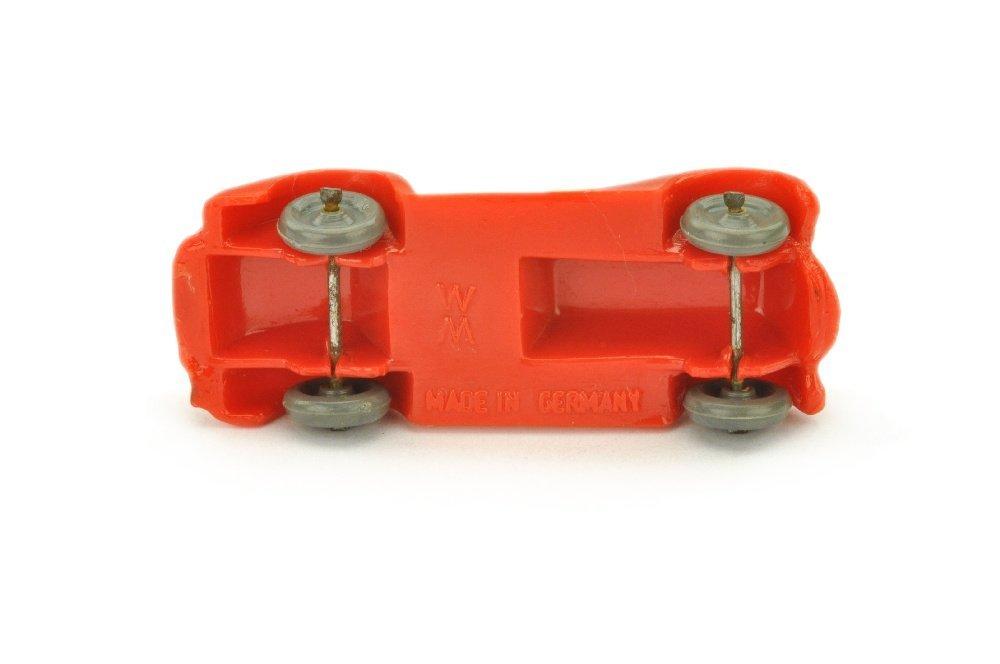 Sportzweisitzer, orangerot - 2