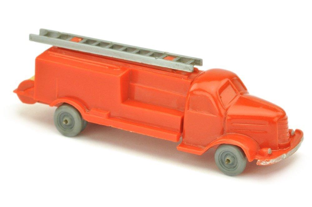 Spritzenwagen Dodge, orangerot
