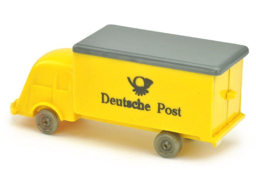 Postwagen Fiat (Dach basaltgrau) - 2