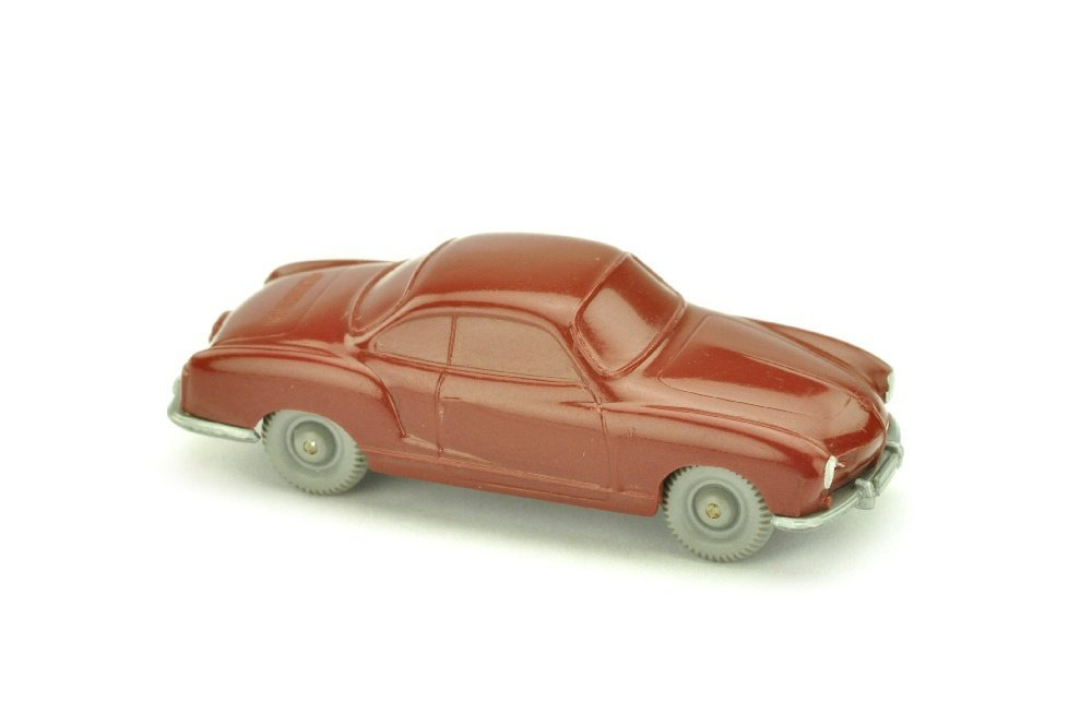 VW Karmann Ghia, weinrot