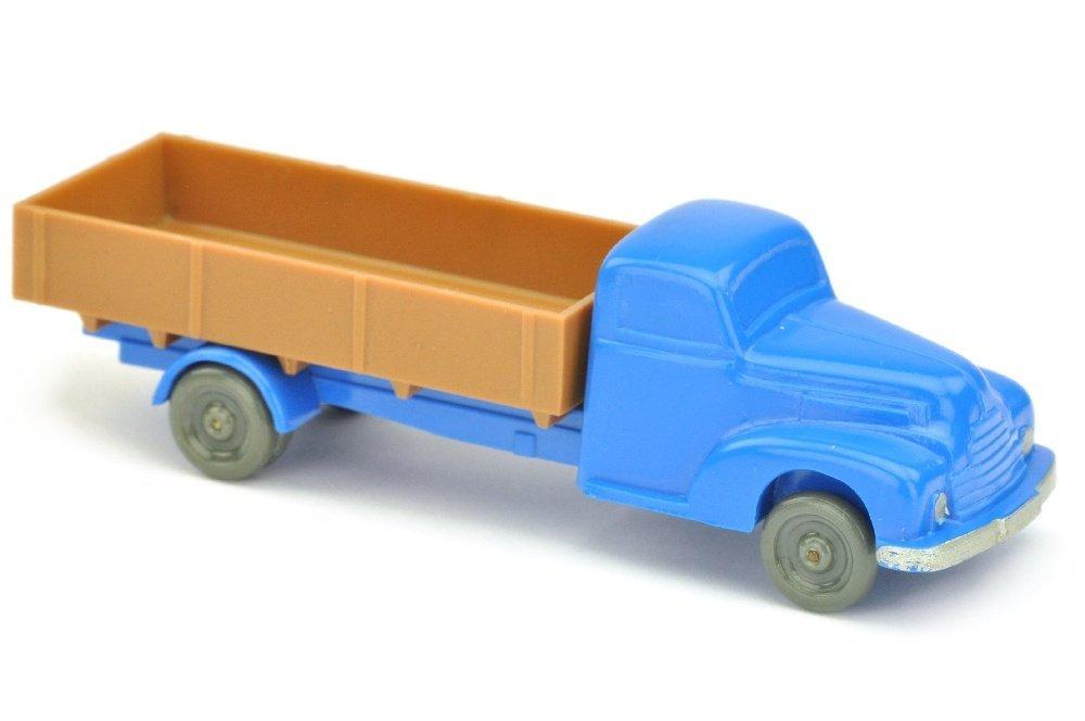 Ford Pritsche, himmelblau/ockerbraun