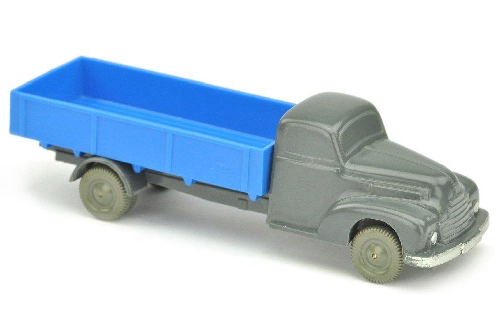 Ford Pritsche, d'-basaltgrau/himmelblau