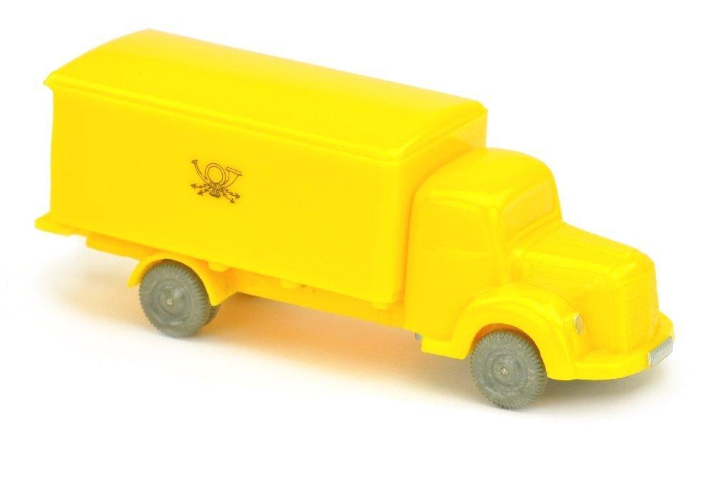 Postwagen MB 3500 Posthorn (kleines Horn)