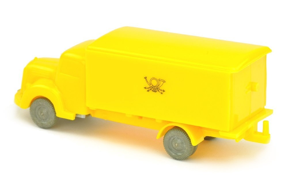 Postwagen MB 3500 Posthorn (kleines Horn) - 2