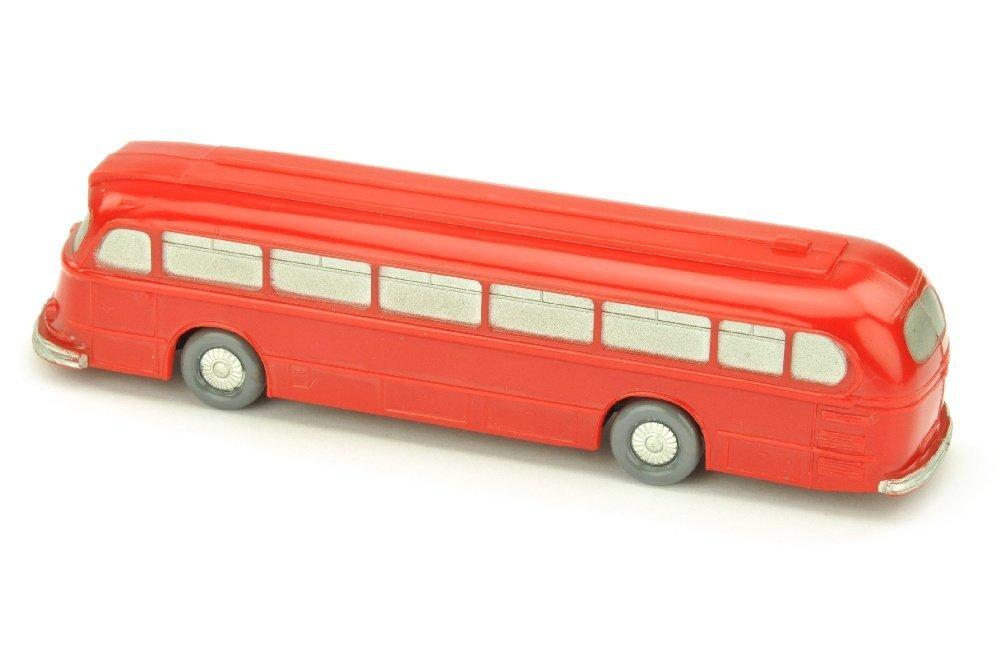 Omnibus Mercedes O 6600, rot - 2