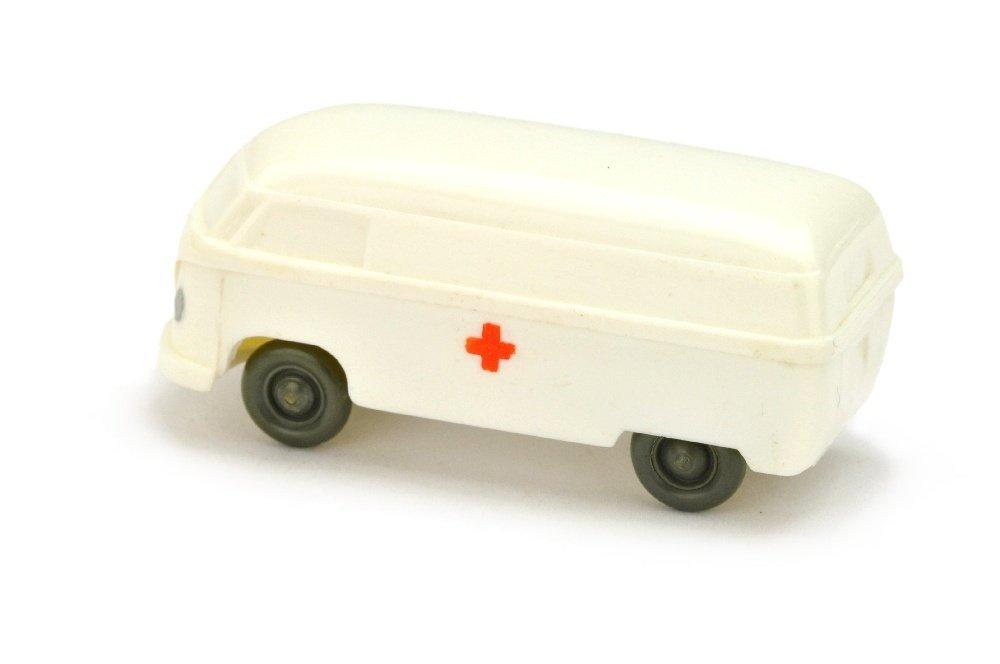 Krankenwagen VW Kasten (Typ 4), weiss - 2