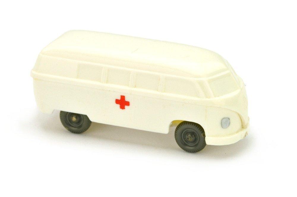 Krankenwagen VW Bus (Typ 4), weiss