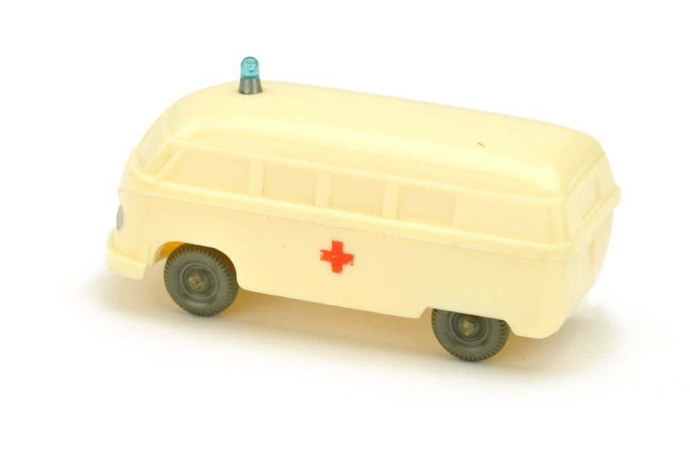 Krankenwagen VW Bus (Typ 4), cremeweiss - 2
