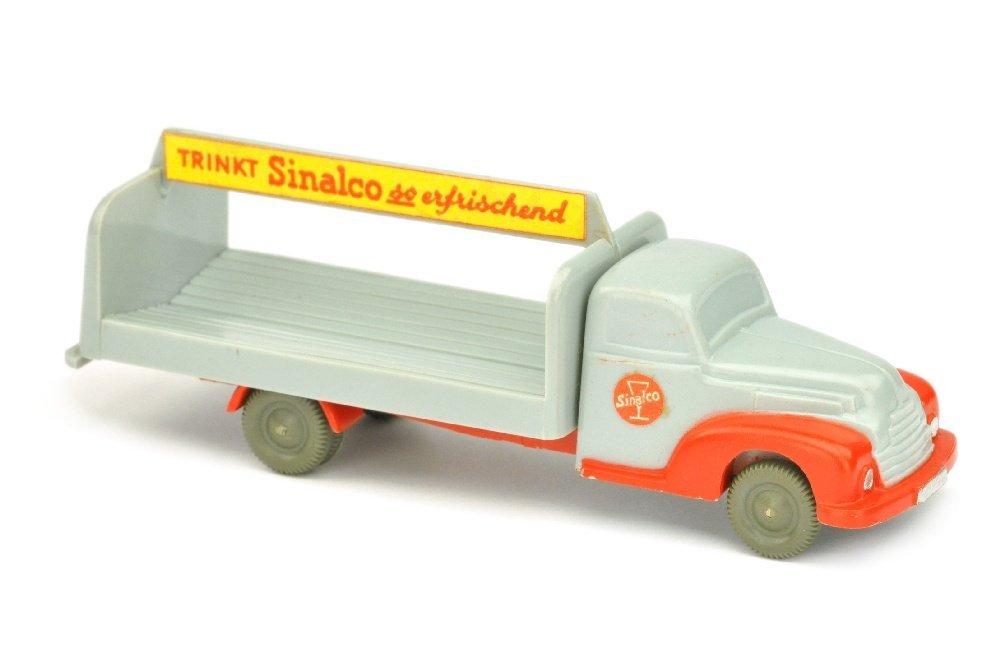 Sinalco-Getraenkewagen Ford