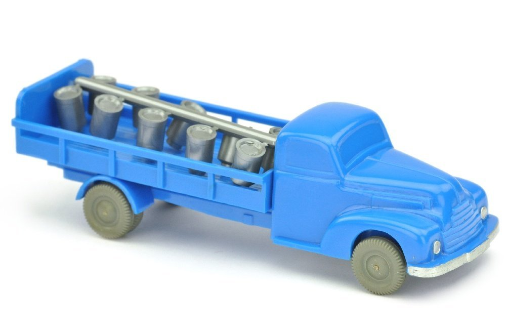 Milchwagen Ford, himmelblau