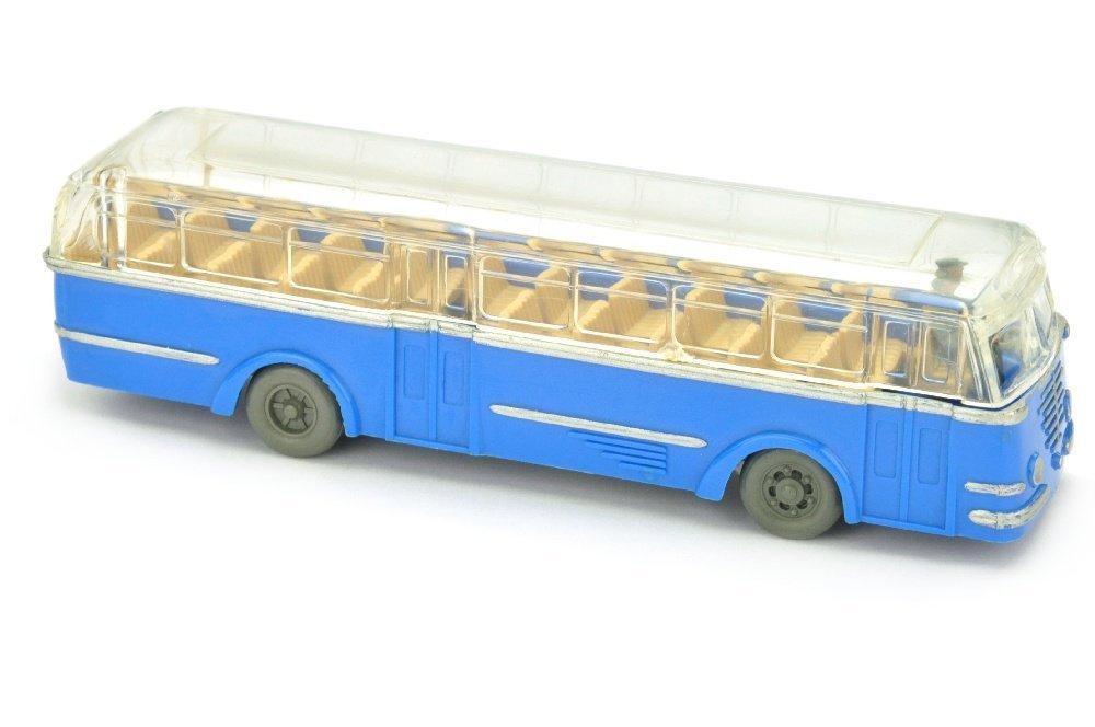 Buessing Trambus (mit Buessing), himmelblau