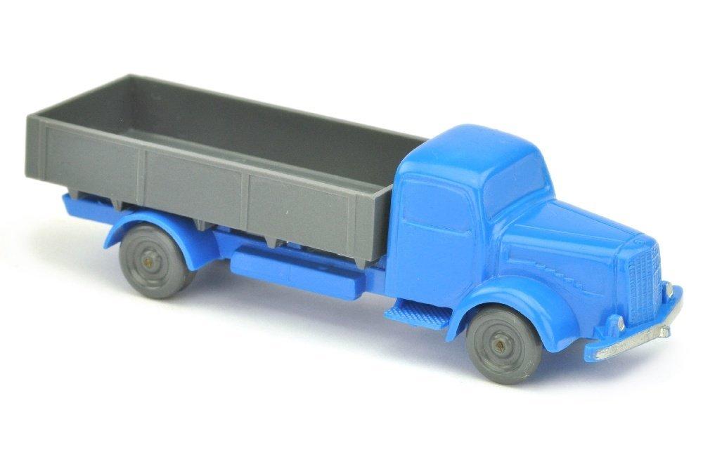 MB 5000 Pritsche, himmelblau/d'-basaltgrau