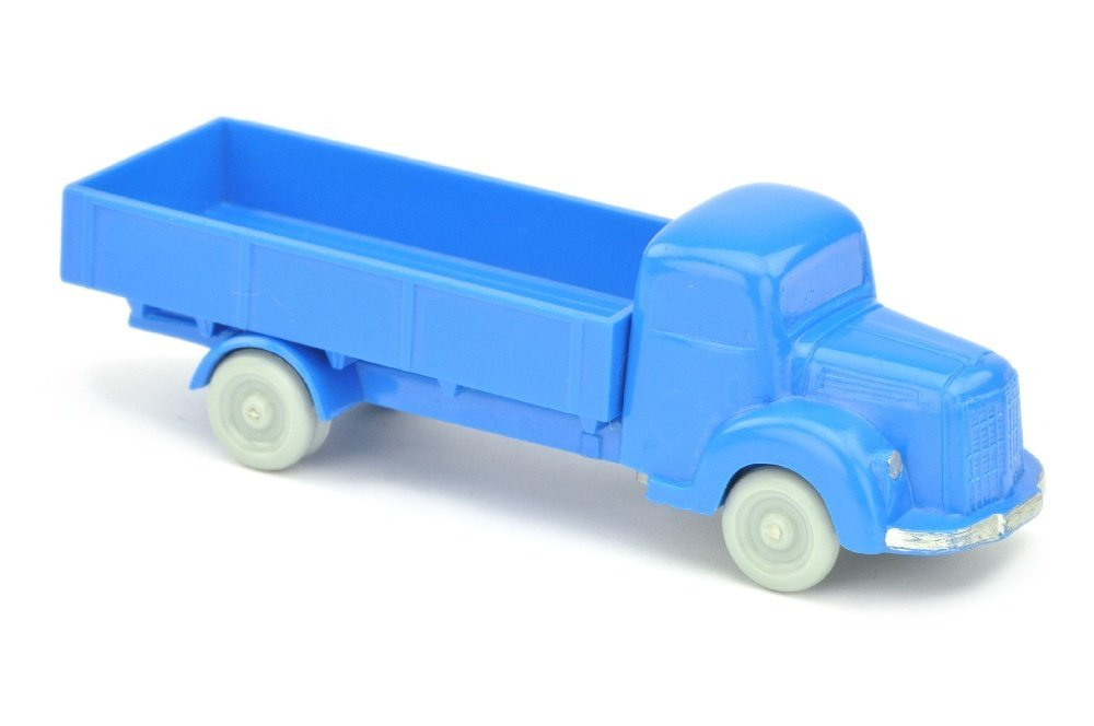 MB 3500 Pritsche, himmelblau