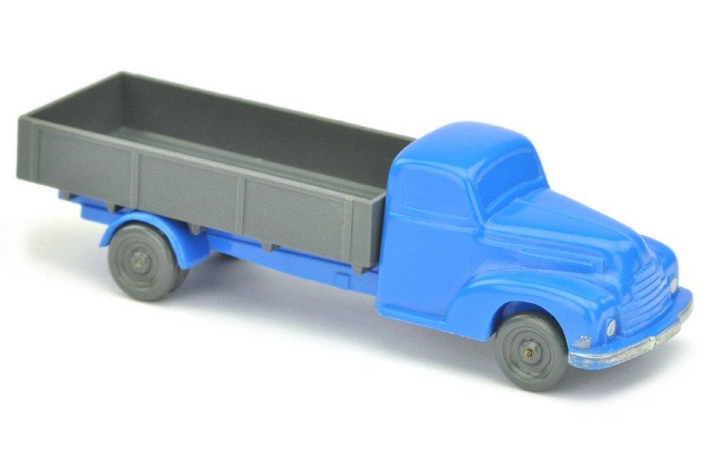 Ford Pritsche, himmelblau/d'-basaltgrau