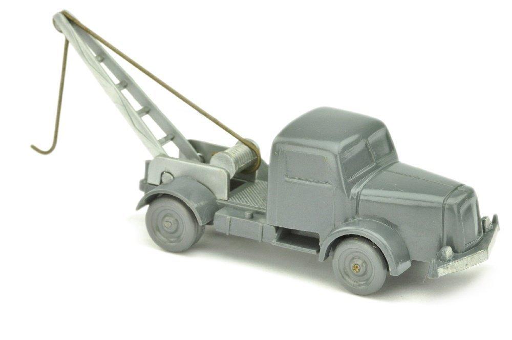 Abschleppwagen Henschel, d'-basaltgrau