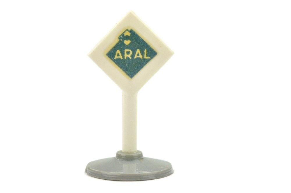 """Verkehrszeichen (Typ 1) """"BV Aral"""""""