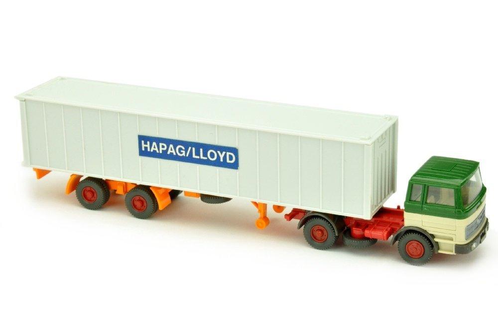 Hapag-Lloyd/2LA - MB 1620, laubgruen/h'elfenbein
