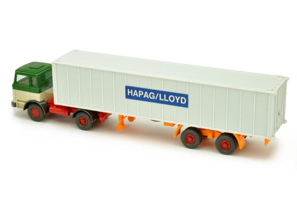 Hapag-Lloyd/2LA - MB 1620, laubgruen/h'elfenbein - 2