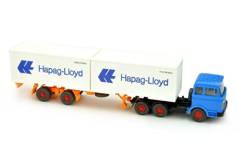Hapag-Lloyd/9I - MB 2223, himmelblau
