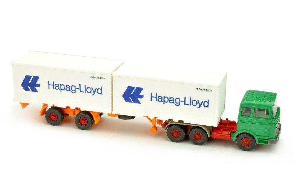 Hapag-Lloyd/9T - MB 2223, gruen