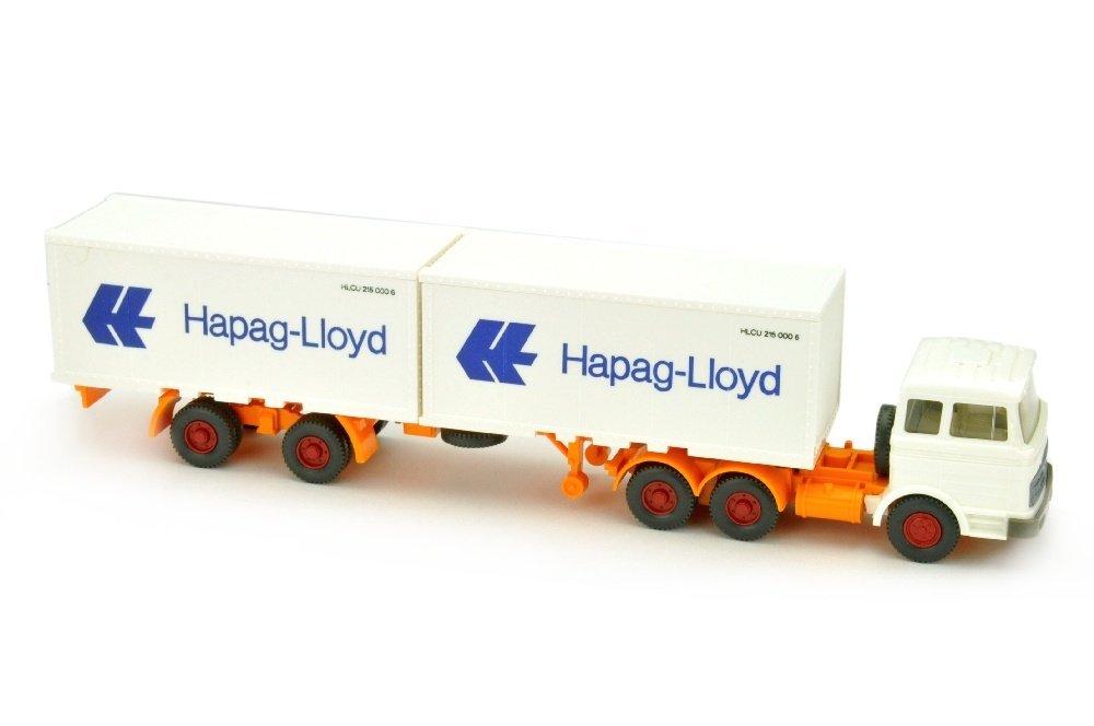 Hapag-Lloyd/9V - MB 2223, weiss