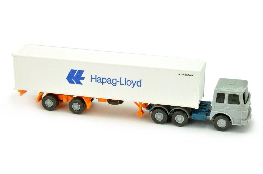 Hapag-Lloyd/14E - MAN 22.321, silbergrau