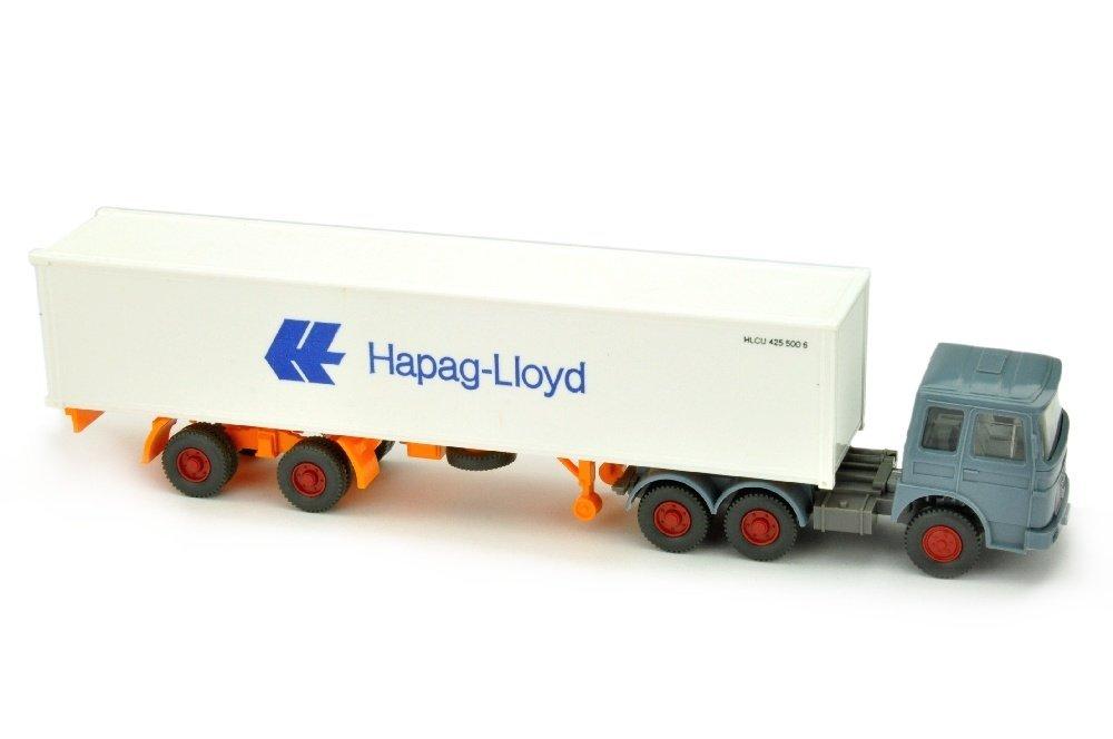 Hapag-Lloyd/14P - MAN 22.321, graublau