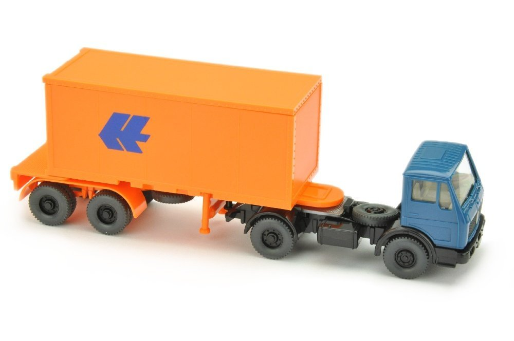 Hapag-Lloyd - Container-LKW MB 1617