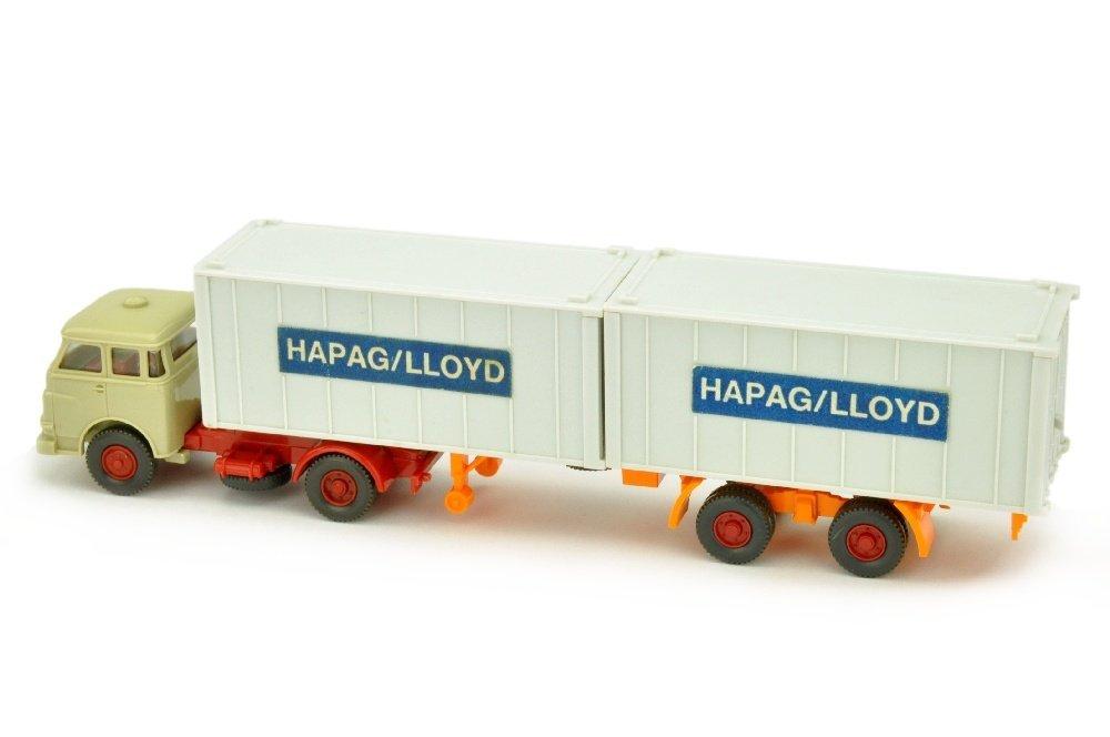 Hapag-Lloyd/1F - MAN 10.230, hellgelbgrau - 2