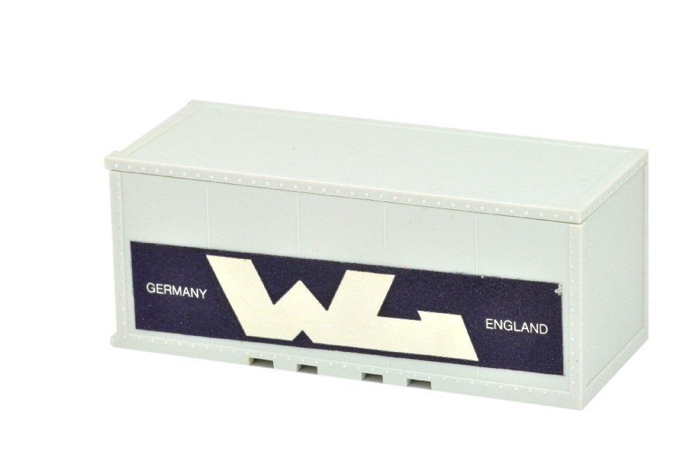 WL/B - Plywood-Container
