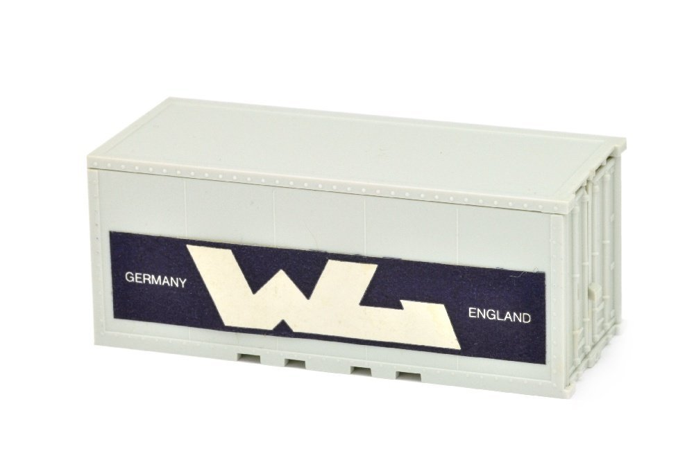 WL/B - Plywood-Container - 2