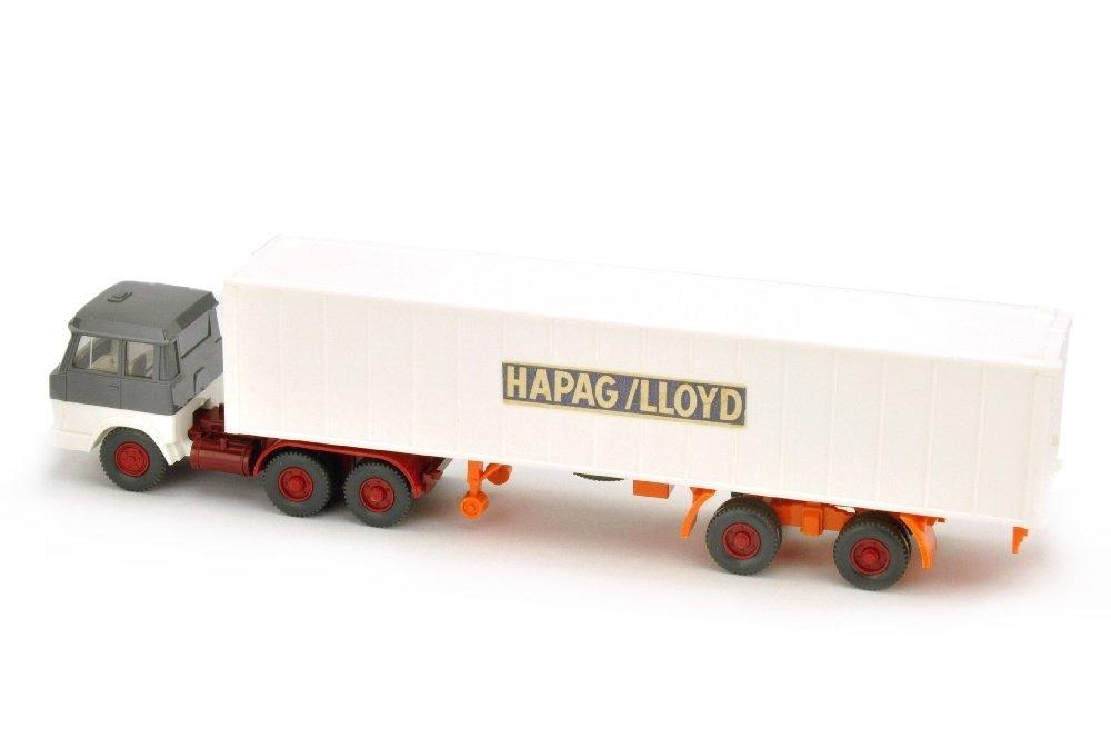 Hapag-Lloyd - Container-SZ Hanomag-Henschel - 2