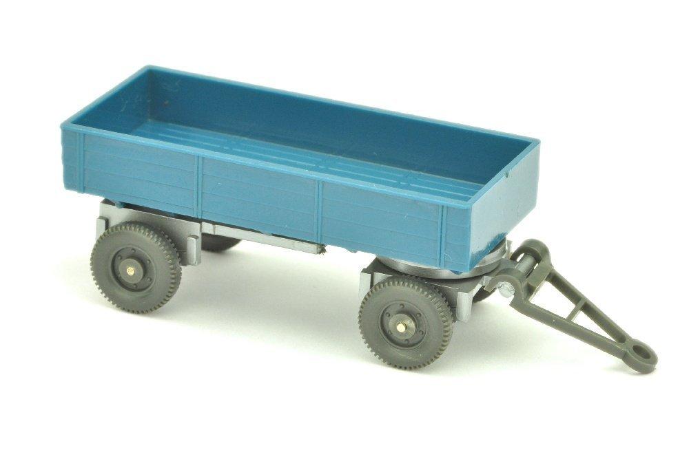 LKW-Anhaenger (Typ 5), azurblau/silbern