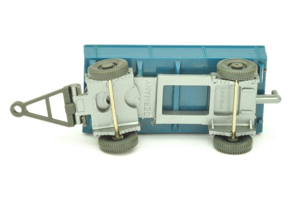 LKW-Anhaenger (Typ 5), azurblau/silbern - 3