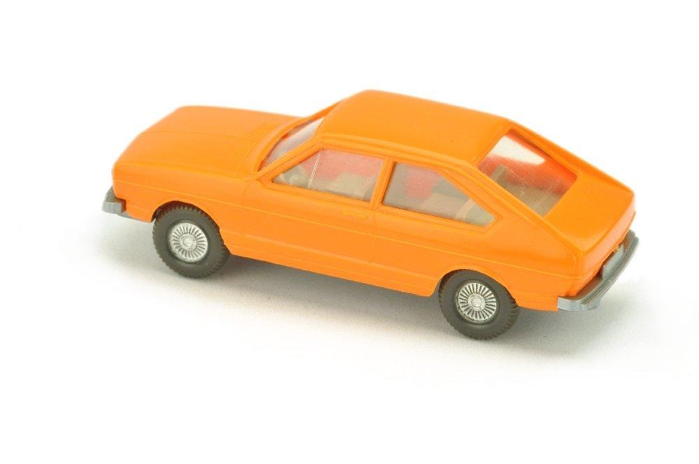 VW Passat, rotorange (ohne BP) - 2