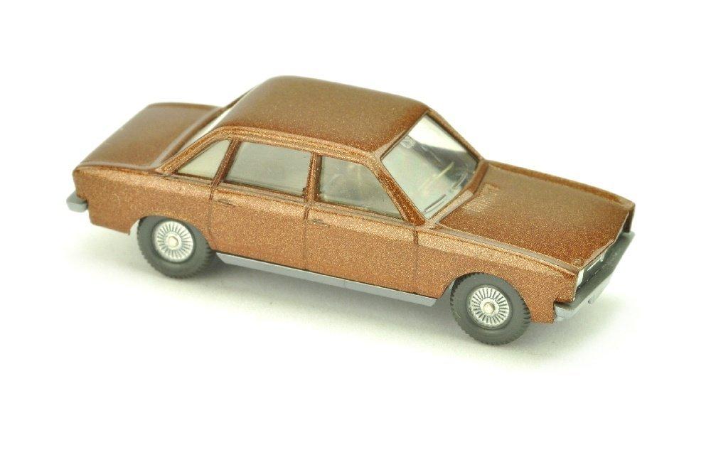 VW K 70, dunkelgoldmetallic