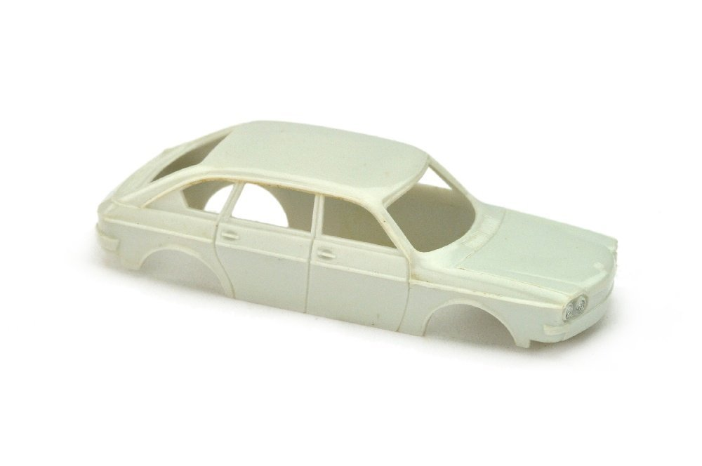 Karosserie VW 411, altweiss