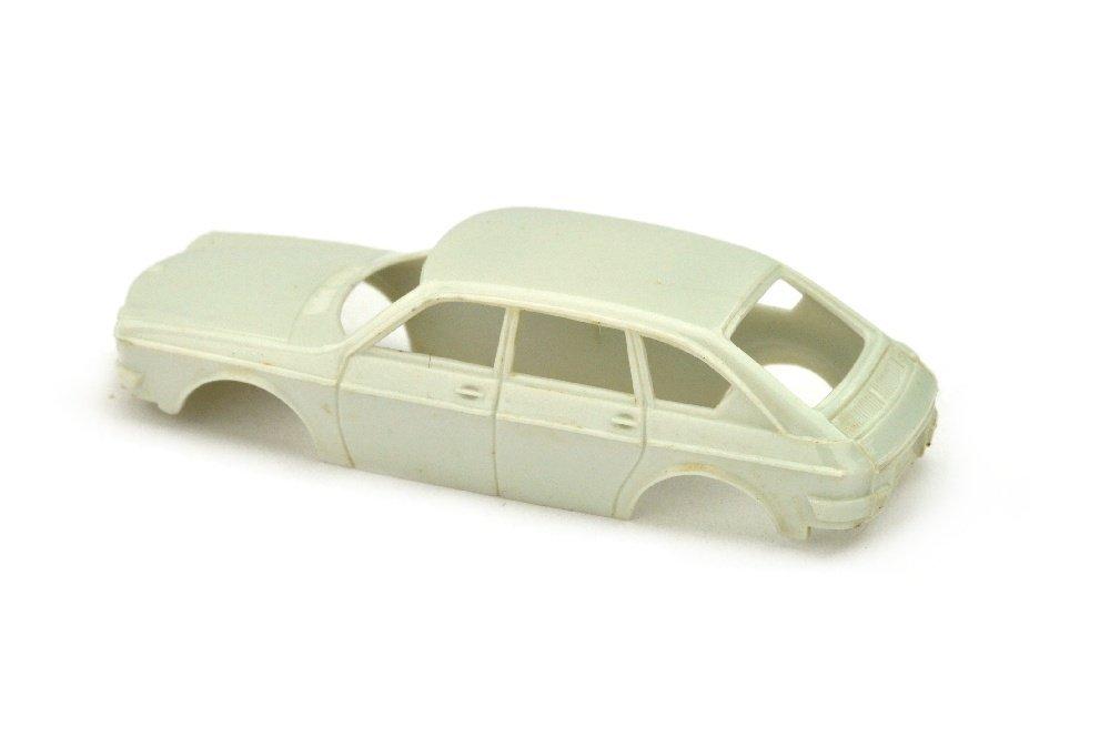Karosserie VW 411, altweiss - 2