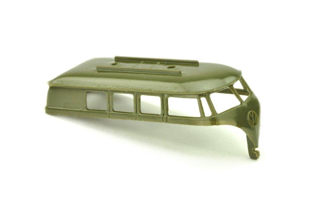 Oberteil Polizeiwagen VW T1 (neu), olivgruen